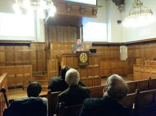 Hoogleraar universiteitsgeschiedenis Willem Otterspeer