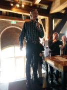 John Steegh van het Waterambacht Leiden